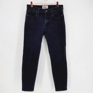 Everlane High Waisted Skinny Ankle Jeans